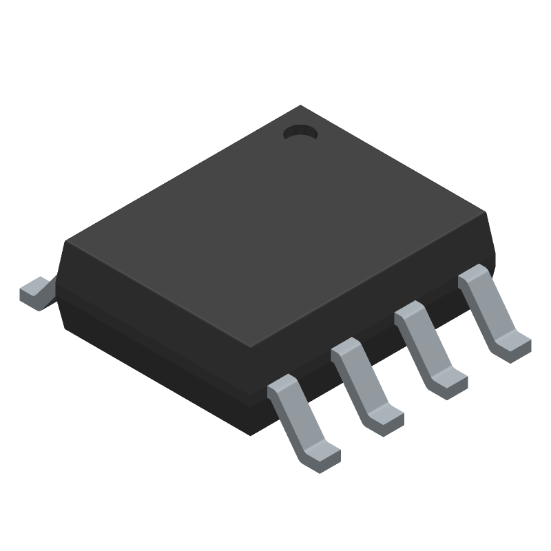 3D Model - ON Semiconductor - MC78L05ACDR2G