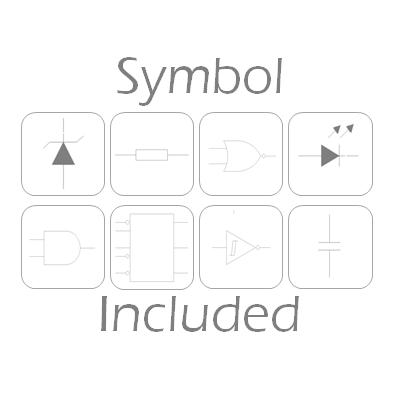 AD7606BSTZ-4 - Analog Devices - PCB symbol
